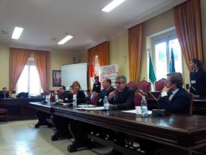 Foto conferenza stampa Festival dei Giovani