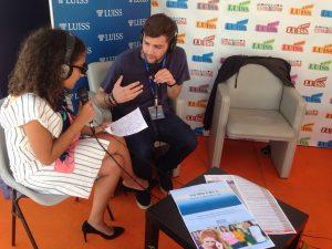 Radio Luiss intervista responsabile progettuale Finas Bullo 2.0