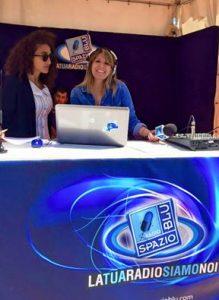 Micol parla a Radio spazio Blu del nostri impegno nella lotta al bullismo