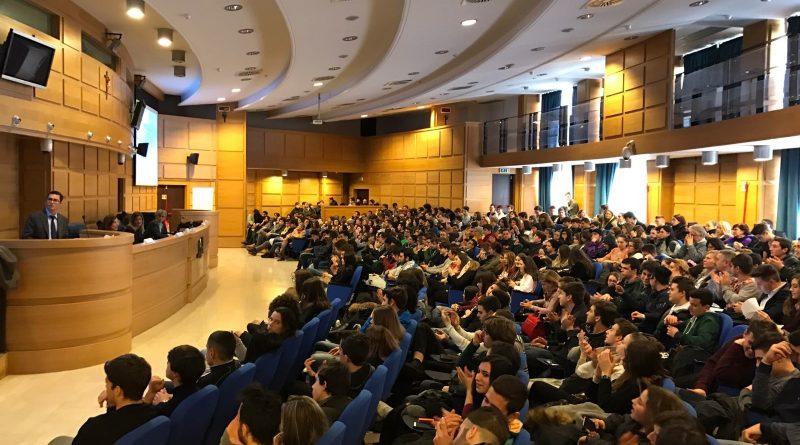 Guida al bullo 2.0: incontrati 1800 studenti in 7 giorni