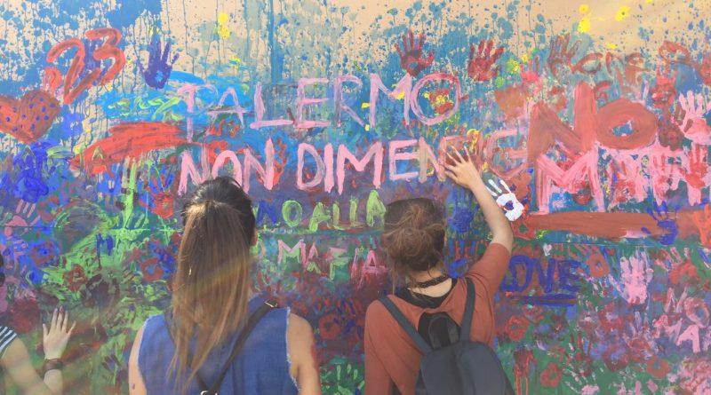 #23maggioPalermoChiamaItalia