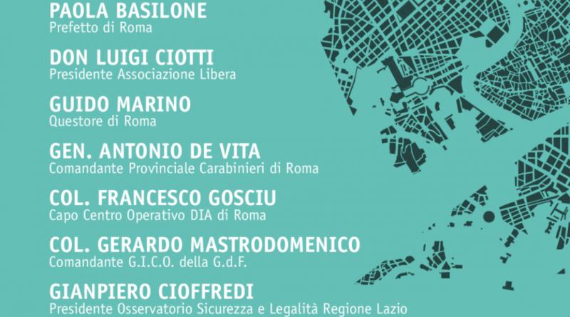 Presentazione III Rapporto Mafie nel Lazio